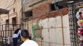 غلق ٥ محلات وطرد ٦٢ «بائع متجول« في دمياط