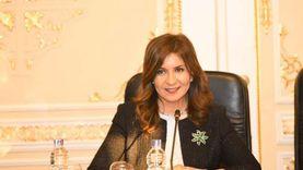 وزيرة الهجرة تشكر دكتورة بجامعة سعودية لانضمامها لـ«مصرية بـ100 راجل»