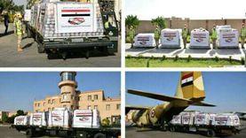 رئيس الجالية المصرية بلبنان: الجسر الجوي الإغاثي موقف مُشرف من السيسي