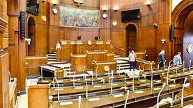 وزير العدل يزور رئيس مجلس الشيوخ لتقديم التهنئة