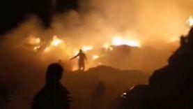 عاجل.. إصابة 6 أشخاص في انفجار خط وقود بمحطة كهرباء الوليدية بأسيوط