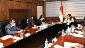 وزيرة التخطيط تبحث مع المدير العام لـ«JICA» التعاون بين مصر والوكالة