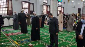 فرش 3 مساجد بالأقصر وافتتاح آخر غدا