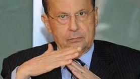 الرئيس اللبناني يدعو العالم لمساندة بلاده في مواجهة أزمات النزوح
