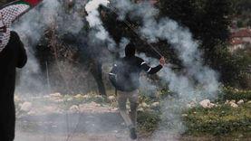 جيش الاحتلال يقمع مسيرة «كفر قدوم».. ويتدرب على اشتباكات في غزة