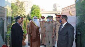 السفير السعودي يحضر يوم المملكة في أكاديمية ناصر العسكرية