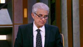 وائل الإبراشي: مشاهدة إزالة الأبراج المخالفة يُعالج التوتر والقلق