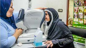 «الأورمان»: إجراء 11400 عملية عيون لغير القادرين في كفر الشيخ