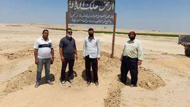استرداد 236 فدانا من أملاك الدولة في سمالوط ومطاي بالمنيا