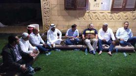 """لقاءات مكثفة لدعم مرشحي """"مستقبل وطن"""" في انتخابات """"النواب"""" بجنوب سيناء"""