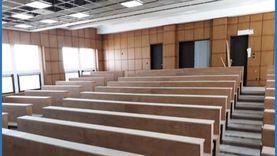 جامعة دمنهور: محاضرات غدا «أونلاين» بسبب ارتفاع درجات الحرارة