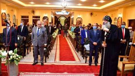 """افتتاح كنيسة جديدة بـ""""أسمرات"""" المقطم"""