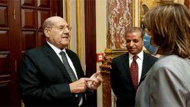 رئيس الشيوخ: راعينا مشاركة كل الأطياف في وضع اللائحة الداخلية للمجلس