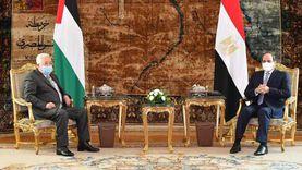 الرئيس الفلسطيني يغادر القاهرة