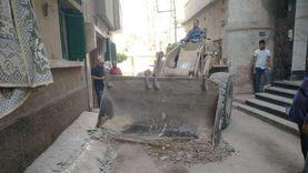 """تفاصيل زرع مواطن لـ""""مسامير"""" أمام منزله لإبعاد الأطفال: دفع ثمن الإزالة"""
