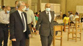 جامعة المنيا: بدء إجراء اختبارات القدرات بـ 4 كليات غدا