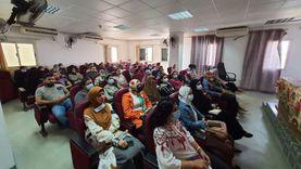 جامعة حلوان تنظم تدريبا على الصيدلة الإكلينيكية بمستشفيات الصعيد