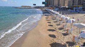 طرح 4 شواطئ ومطعم في مزاد علني بالإسكندرية قبل بدء موسم الصيف