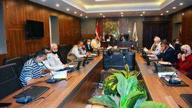 محافظ جنوب سيناء يتابع المشروعات الزراعية والداجنة والثروة السمكية
