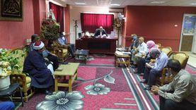 اجتماعات لعرض الخطة السكانية واحتياجات مدن محافظة أسيوط