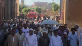مسيرة شعبية بالمحلة لحث المواطنين على المشاركة في انتخابات الشيوخ