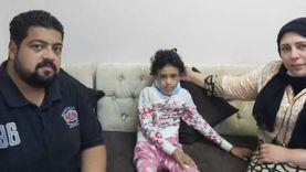 """تجديد حبس والد """"طفلة المنور"""" 15 يومًا بتهمة تعذيبها في قليوب"""