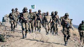 باكستان: مقتل 4 جنود و 4 مسلحين في تبادل لإطلاق النار