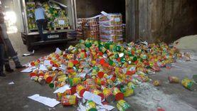 تلف 20 طنا من حليب الأطفال بعد انتهاء مدة صلاحيتها في لبنان
