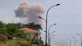 عاجل.. ارتفاع حصيلة ضحايا تفجيرات غينيا لـ600 مصاب و20 قتيلا