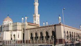بث مباشر.. شعائر صلاة الجمعة من مسجد سيدي عبدالرحيم القنائي