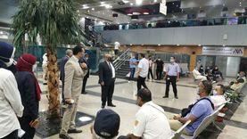 رئيس المجلس السيادي السوداني يصل القاهرة