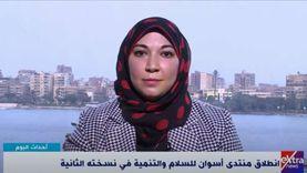 باحثة: منتدى أسوان يؤكد دعم مصر للتنمية في أفريقيا