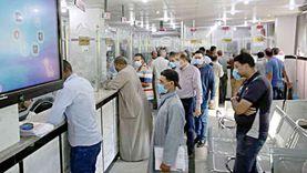 تعليق لافتات بقرار مد فترة التصالح في مخالفات البناء بمراكز كفر الشيخ