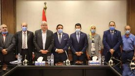 وزير الشباب يشهد توقيع بروتوكول لرعاية 703 رياضيين من القدامى