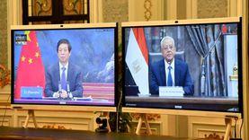 «جبالي» لرئيس «الشعب الصيني»: العلاقات البرلمانية مع بكين مهمة