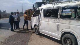 """مشهد مأساوي في """"حادث المعادي"""".. الضحايا الـ5 من أسرة واحدة"""