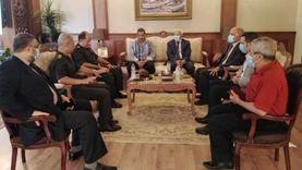 الغضبان: بورسعيد شهدت إنشاء كيانات اقتصادية عملاقة للمرة الأولى