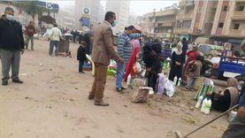 تموين شمال سيناء تفاجئ الأسواق لضبط المتلاعبين