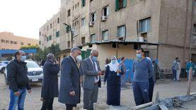 وفاة الدكتور إبراهيم عصر مدير مستشفى السنطة الأسبق متأثرا بكورونا