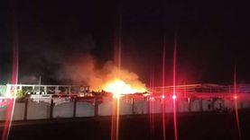 تفاصيل حريق الإسماعيلية اليوم: لا إصابات.. ورفع حالة الاستعدادات بالمستشفيات