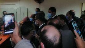 وزير العدل يفتتح الشهر العقاري الجديد بكفر الشيخ: ينهي معاناة الأهالي