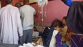 حلوى فاسدة تصيب أم وأبناءها الـ3 بالتسمم في كفر الشيخ