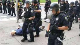 شرطة ولاية ميشيغان تقتل مواطن أمريكي بسبب كمامة