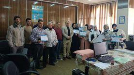 """تدريب 25 موظفًا بشمال سيناء على """"التميز الإداري والإبداع المؤسسي"""""""
