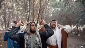 «أمير» يروي كواليس فيديو كليب مهرجان «اخواتي» النسخة الجاهلية