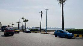 الطقس اليوم في الإسكندرية.. حار نهارا رطب ليلا في سابع أيام رمضان