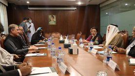 رئيس البرلمان العربي يثمّن مواقف باكستان تجاه قضيتي فلسطين واليمن