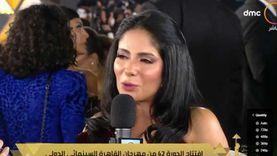 منى زكي عن دخول ابنتها مجال التمثيل: هي حرة