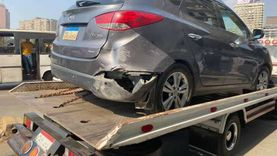 إصابة مفتشي تموين في حادث سيارة بمنفلوط