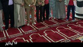 افتتاح تجديدات مسجد العراقي ببنها بمشاركة عضو الشيوخ